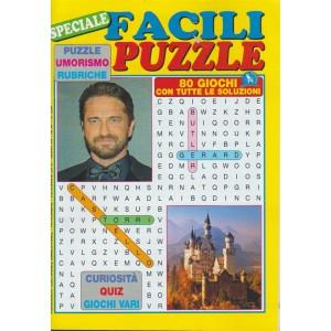 Speciale Facili Puzzle - n. 87 - bimestrale - novembre - dicembre 2018 -