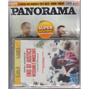 Panorama Dvd - End Of Justice - Nessuno è innocente - n. 42 - 4 ottobre 2018 - settimanale -