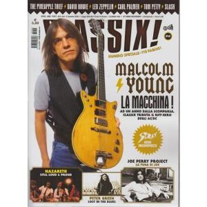 Classix - Malcom Young La Macchina! - numero speciale - bimestrale - ottobre - novembre 2018 - 112 pagine!