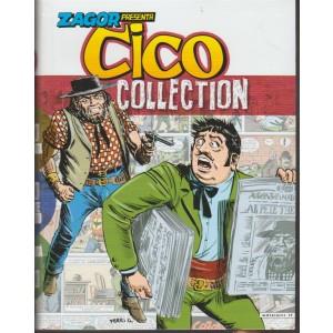 Zagor presenta Cico collection - trimestrale n. 7 Febbraio 2018