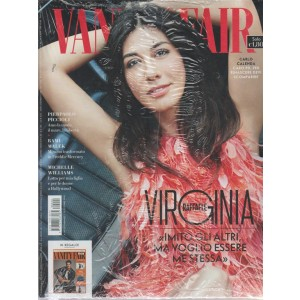 Vanity Fair  + Vanity Fair uomo - n. 40 - settimanale - 10 ottobre 2018 - 2 riviste