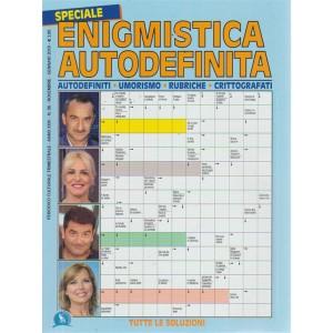 Speciale Enigmistica autodefinita - n. 96 - trimestrale - novembre - gennaio 2019