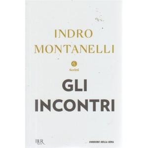 Storia D'italia -Indro  Montanelli - Scritti - Gli incontri - volume 26 - settimanale -