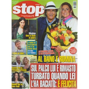 Stop - n. 30 - dal 9 ottobre 2018 - settimanale