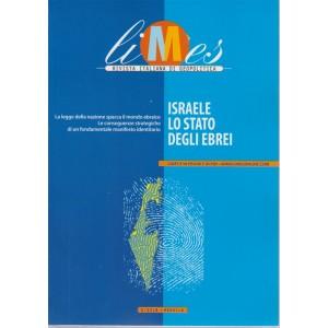 Limes - n. 9 - mensile - 12/10/2018 - Israele lo stato degli ebrei