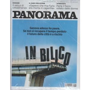 Panorama - n. 43 - 11 ottobre 2018 - settimanale