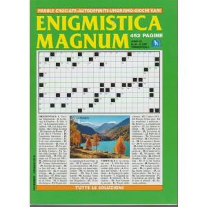 Enigmistica Magnum - n. 83 - trimestrale - novembre - gennaio 2019 - 452 pagine -