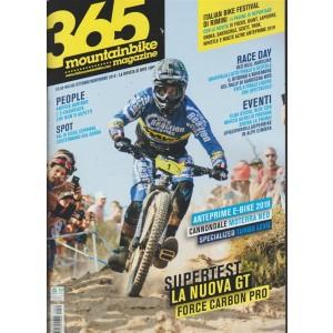 365 Mountain Bike magazine - n. 82 - ottobre - novembre 2018 -