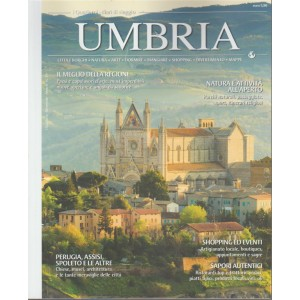 Diari Di Viaggio I Quaderni - Umbria - n. 29 - bimestrale -