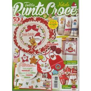 Tutto Punto Croce - Tutto Natale - n. 36 - bimestrale - oltre 500 disegni nuovi