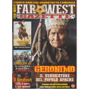 Far West Gazette - n. 9 - bimestrale - ottobre - novembre 2018 -
