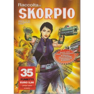 Raccolta di Skorpio - n. 548 - 13 ottobre 2018 - mensile - 35 fumetti -