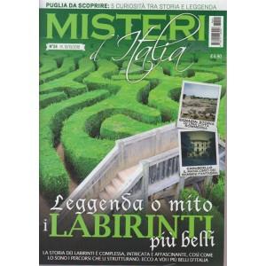 Misteri D'italia -n. 24 - 10/10/2018 -
