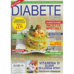 Diabete Oggi - n. 54 - quadrimestrale - ott/nov/dic-2018 - gennaio/2019