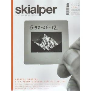 Ski-Alper - n. 120 - ottobre 2018 - bimestrale - inspired by mountains