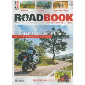 Road Book - Motoadventure Lifestyle - n. 8 - bimestrale - ottobre - novembre 2018 -