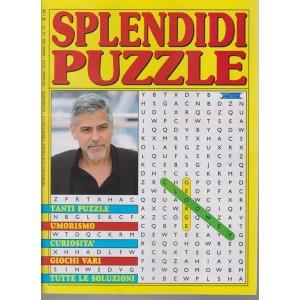 Splendidi Puzzle - trimestrale n. 75 - novembre 2018