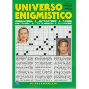 Universo Enigmistico - n. 82 - trimestrale - novembre - gennaio 2019