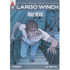 Albi Avventura - Largo Winch n. 9 - Mar Nero - settimanale -