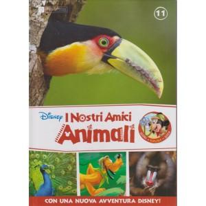 Disney-Amici Animali - n. 11 - settimanale - cartonato
