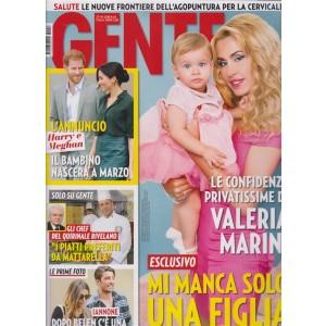 Gente - n. 43 - 27/10/2018 - settimanale