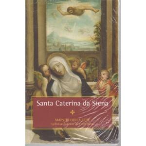 Maestri Della Fede - Santa Caterina  da Siena - n. 9 - settimanale - novembre 2018