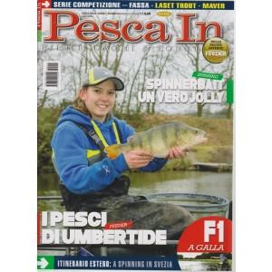 Pesca in - n. 11 - mensile - novembre 2018 -