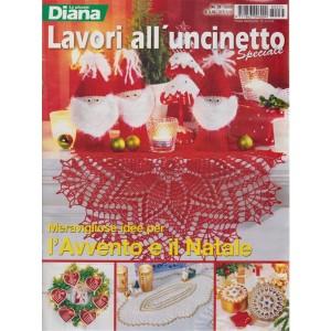 La piccola Diana - Lavori all'uncinetto speciale - n. 35 - quadrimestrale - 22/10/2018