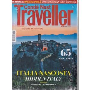 Condè Nast Traveller - n. 77 - trimestrale - autunno 2018 - 2 riviste