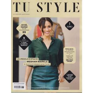 Tu Style - n. 43 - 16 ottobre 2018 - settimanale