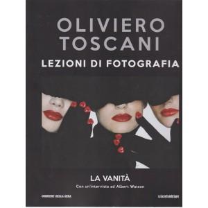 Oliviero Toscani - Lezioni di fotografia - La vanità - n. 34 - settimanale -