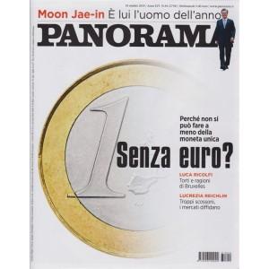 Panorama - N. 44 - 18 ottobre 2018 - settimanale -