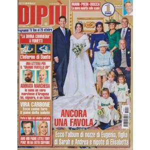 Settimanale Dipiu' - n. 43 - 29 ottobre 2018 - settimanale