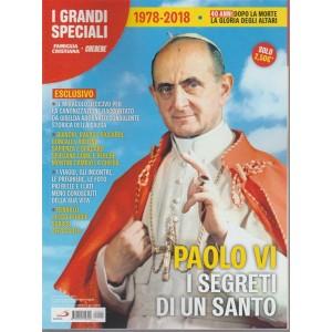 I grandi speciali - n. 41 - Paolo VI. I segreti di un santo