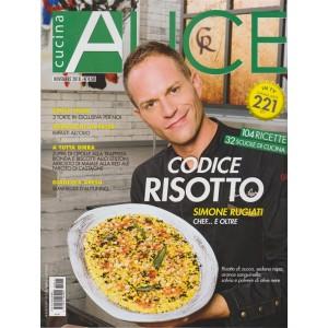 Alice cucina - n. 11 - mensile - novembre 2018
