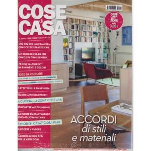 Cose Di Casa + - Casa In Fiore - n. 11 - novembre 2018 - mensile - 2 riviste