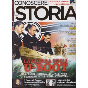 Conoscere La Storia - n. 49 - bimestrale - novembre - dicembre 2018 -