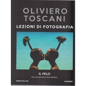 Oliviero Toscani - Lezioni di fotografia -Il pelo - n. 35 - settimanale