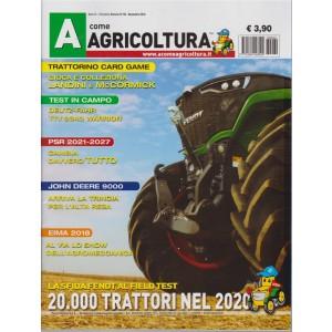 A come Agricoltura - n. 60 - mensile - novembre 2018