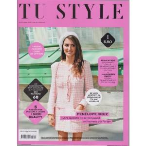 Tu Style - n. 44 - 23 ottobre 2018 - settimanale