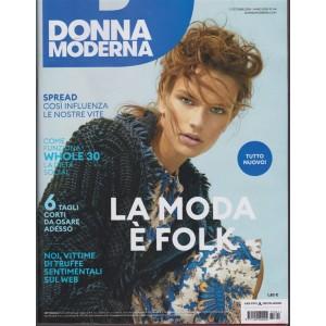 Donna Moderna - n.44 - 17 ottobre 2018 - settimanale