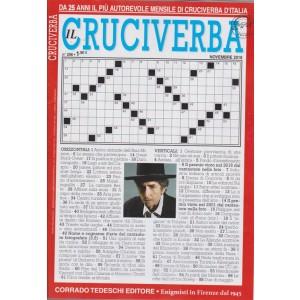 Il Cruciverba - N. 298 - Novembre 2018 - mensile -