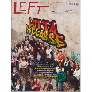 Left Avvenimenti - n. 43 - 26 ottobre 2018 - 1 novembre 2018 - settimanale