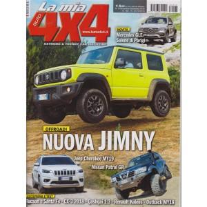 La Mia Auto 4X4 - n. 6 - novembre - dicembre 2018 - bimestrale -