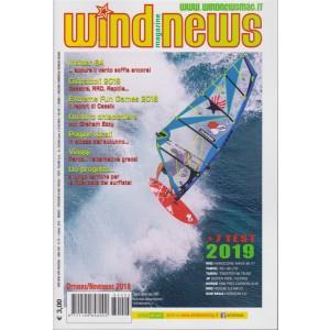 Wind News - IMagazine - n. 5 - ottobre / novembre 2018 - mensile