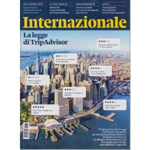 Internazionale - n. 1279 - 26/31 ottobre 2018 - settimanale