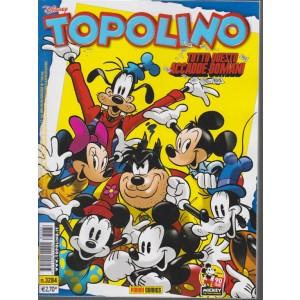 Topolino - n. 3284 - 31 ottobre 2018 - settimanale