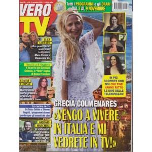 Vero Tv - n. 44 - 5 novembre 2018 - settimanale