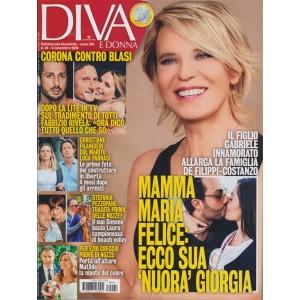 Diva E Donna   - n. 44 - 6 novembre 2018 - settimanale femminile