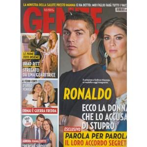 Gente - n. 42 - 20/10/2018 - settimanale